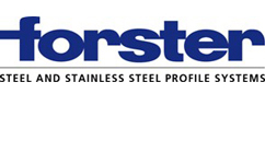 Forster Steel and Stainless Steel Profile Systems
